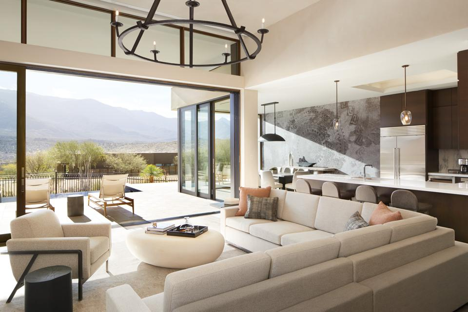 For real luxury, try The Retreat at Miraval