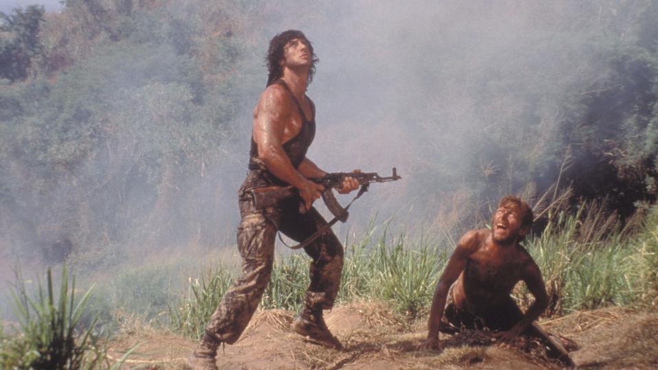 'Rambo: First Blood Part II'