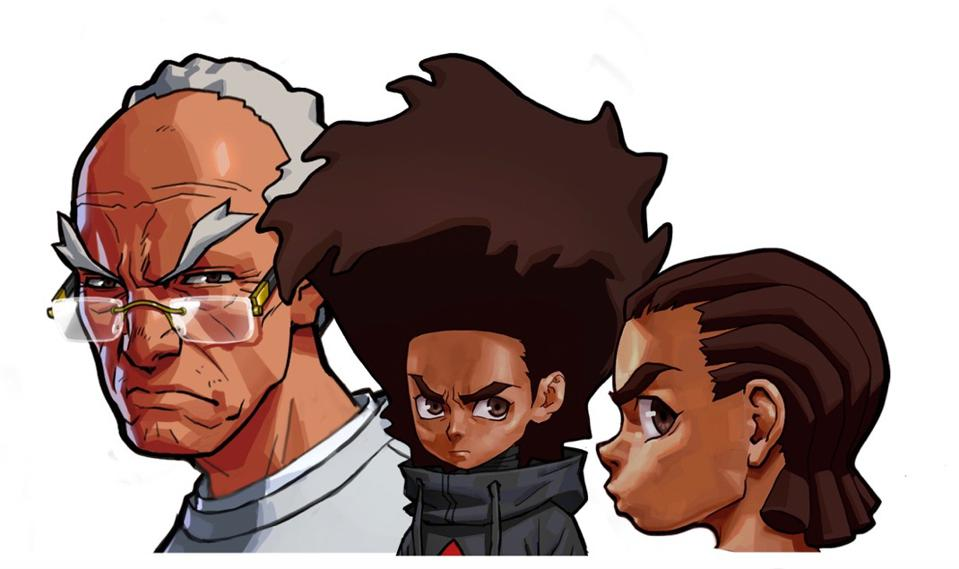 Former Adult Swim animated comedy ″The Boondocks″ to be revived on upcoming digital streamer HBO Max.