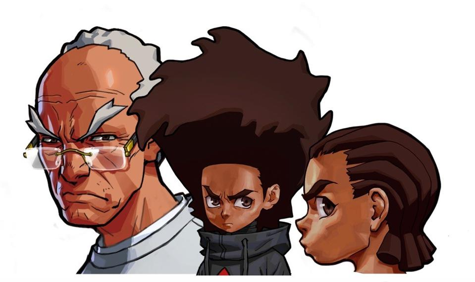 'The Boondocks' Is Coming Back On HBO Max And We Need It More Than Ever