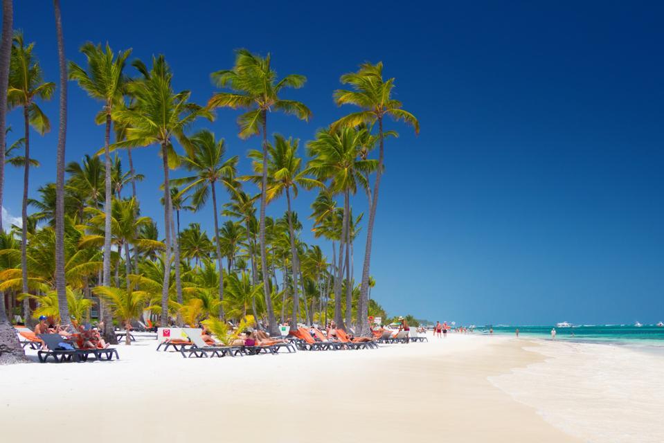 Punta Cana - top ten best beaches in the world