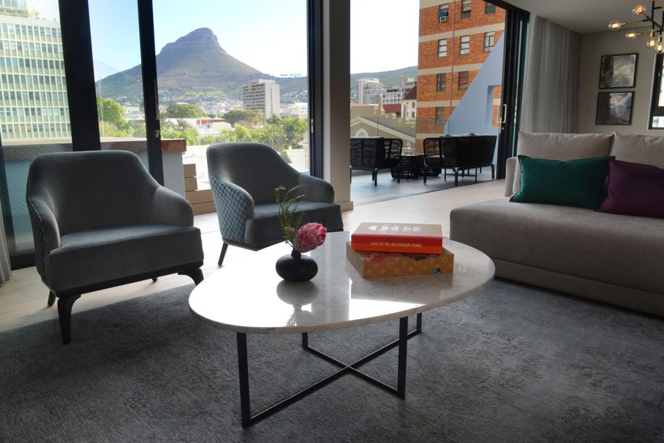 First Look: A Dreamy New Boutique Hotel In The Heart Of Cape Town