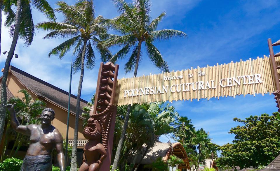 Polynézske kultúrne stredisko