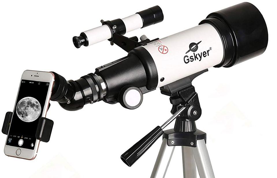 Using Video Cameras With Small Telescopes Video Astronomy on the Go