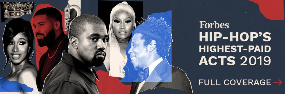 Hip-Hop's Highest-Paid Acts 2019