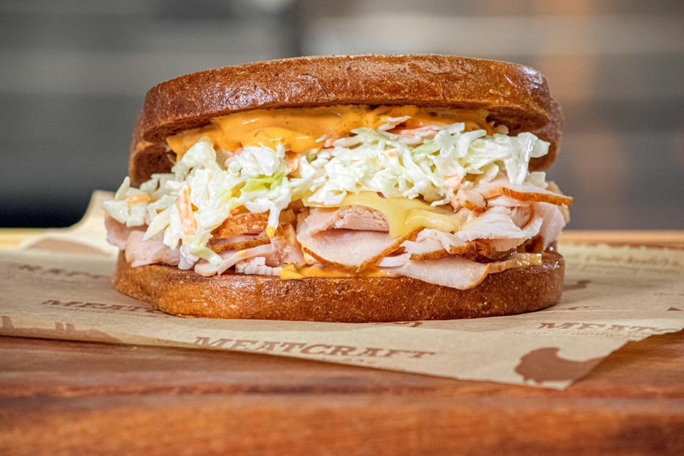 Redacted-on-Rye sandwich
