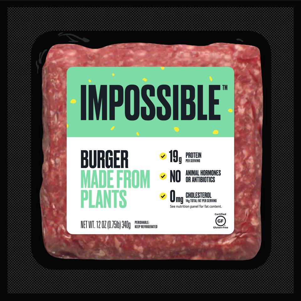 Impossible Burger To Finally Make Its Grocery Store Debut—But Will Excitement Match Its Burger King Launch?