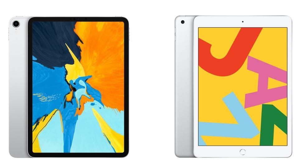 iPad Pro vs. iPad (2019)