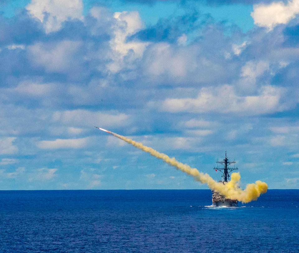 America's Next New Frigate Needs Strategically Significant Strike Weapons