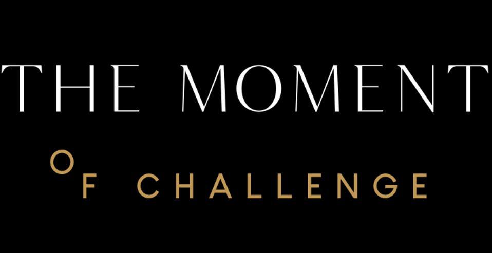 Le moment du défi