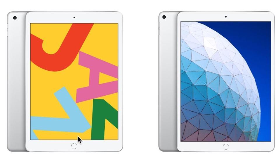 iPad vs. iPad Air