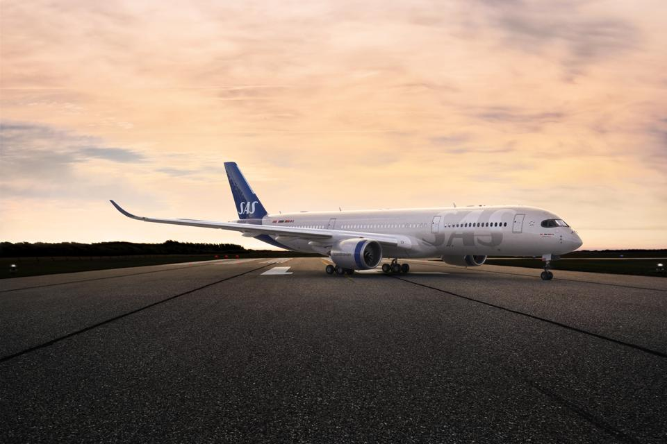Scandinavian Airlines Reinvents Itself With A Brand New Look
