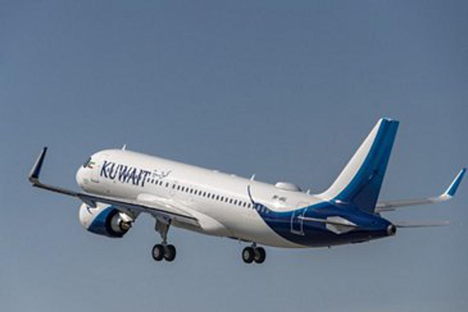 Kuwait Airlines is one of a number of Middle Eastern Airlines to order the European Airbus A320neo