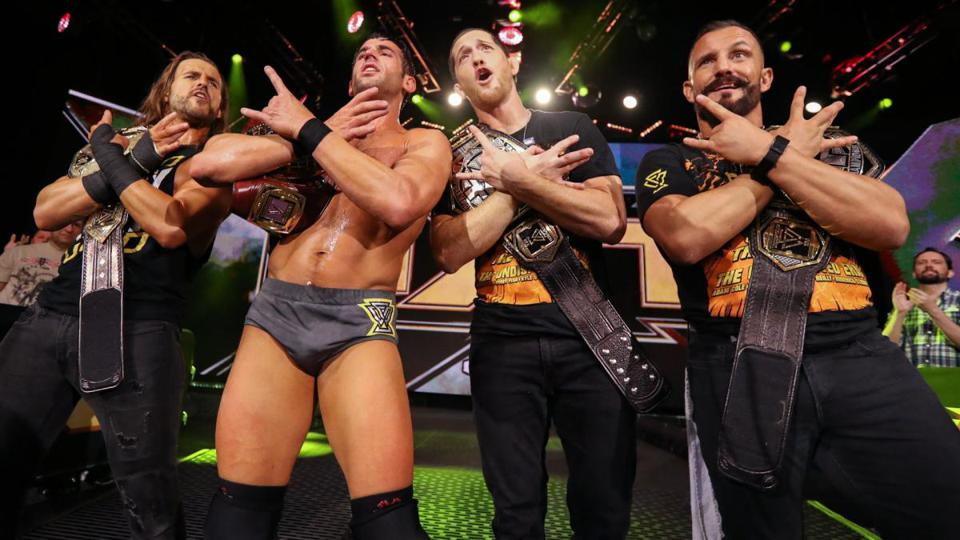 WWE NXT Stars Are Reportedly Dreading A Possible Main Roster Call-Up