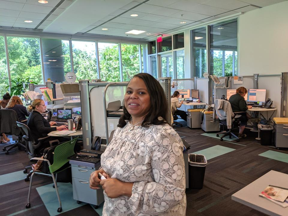 How to tell if a customer service agent will help you. LaShanta Sullivan, manager of Allianz's travel assistance department.