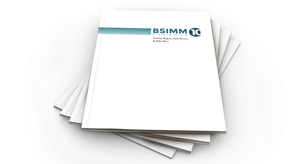 BSIMM10 reports