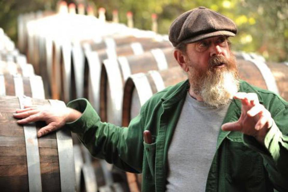 Natural wine, dry-farmed wine, Sonoma zinfandel