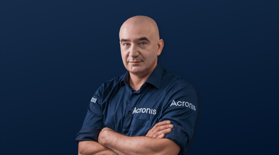 Serguei Beloussov Acronis CEO