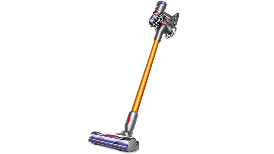 The Dyson V8 Absolute Cordless Vacuum Is Now Discounted $120