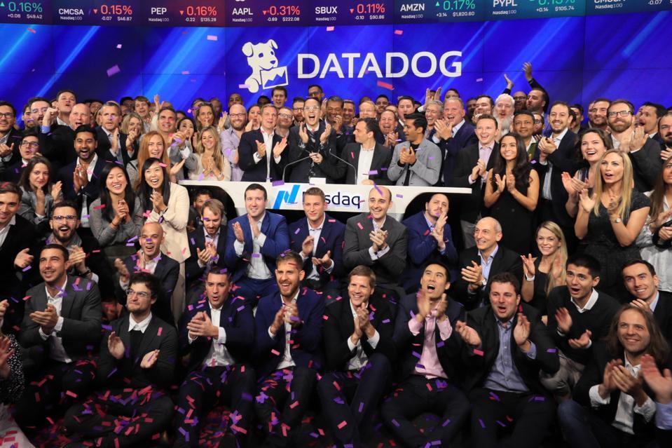 Datadog at Nasdaq