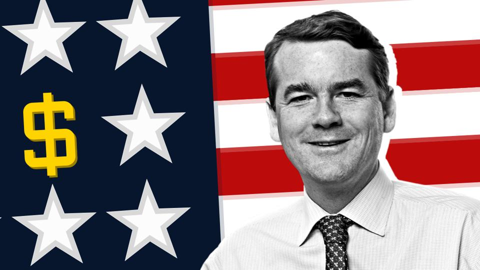 Colorado senator and 2020 presidential candidate Michael Bennet's net worth