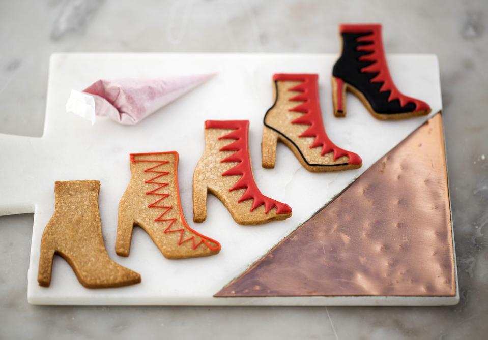Charlotte Olympia cookies