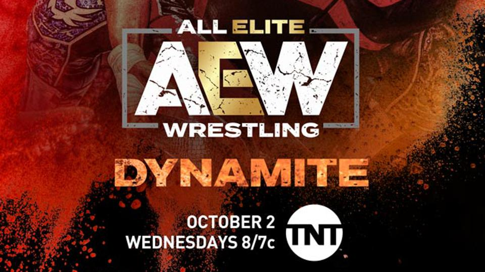 AEW's Show On TNT Has A Name That Brings Back Memories