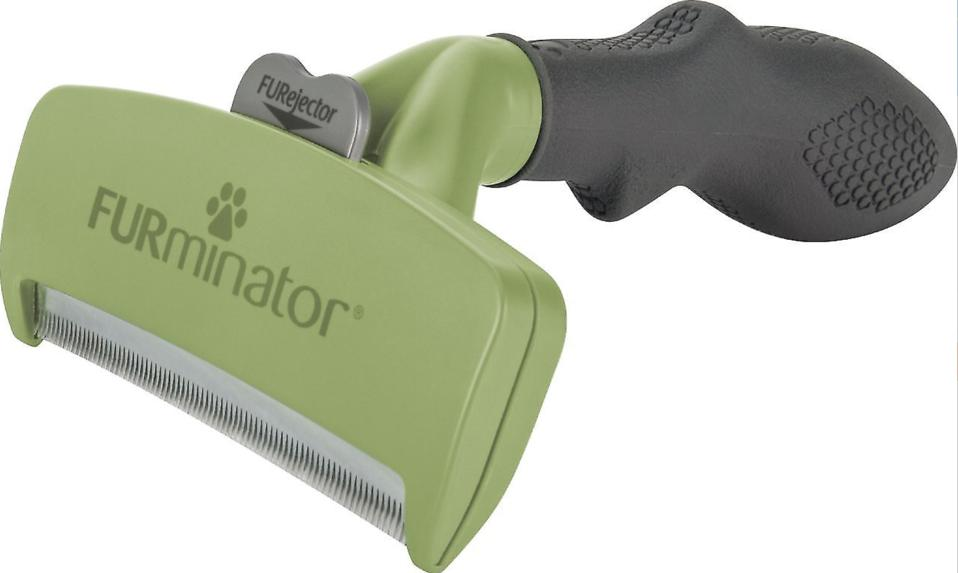 dog brush FURminator