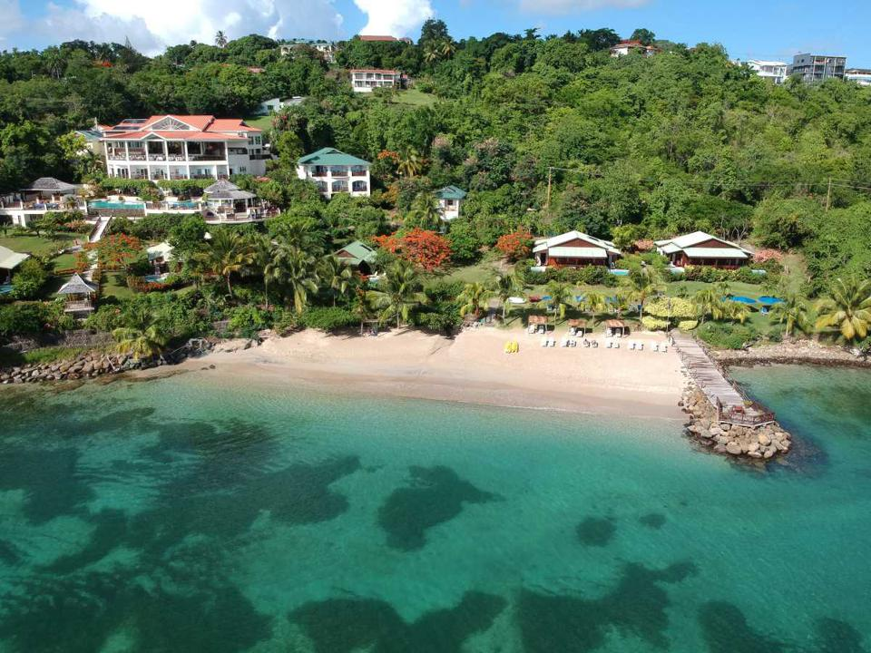 calabash cove resort and spa st. lucia