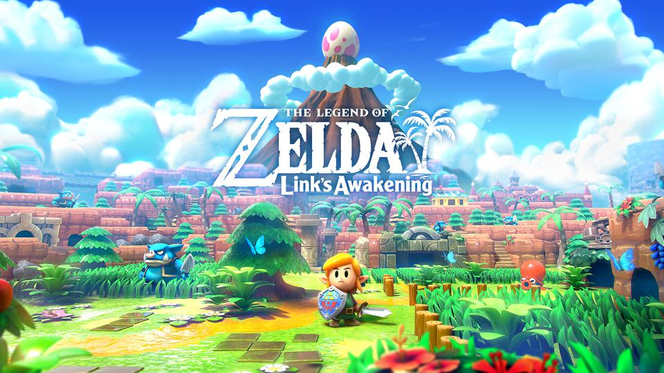 Hey, Listen! 'Link's Awakening' Hits Switch Today, And It Sure Looks Like A Must-Buy