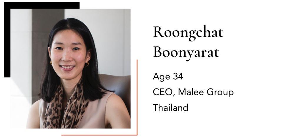 Roongchat Boonyarat