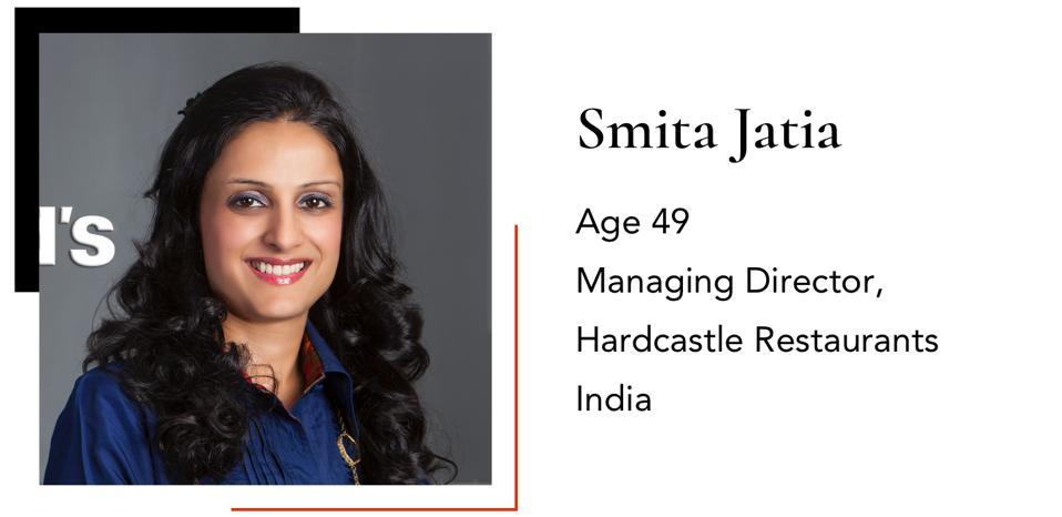 JatiaSmitaManaging DirectorHardcastle Restaurants49India