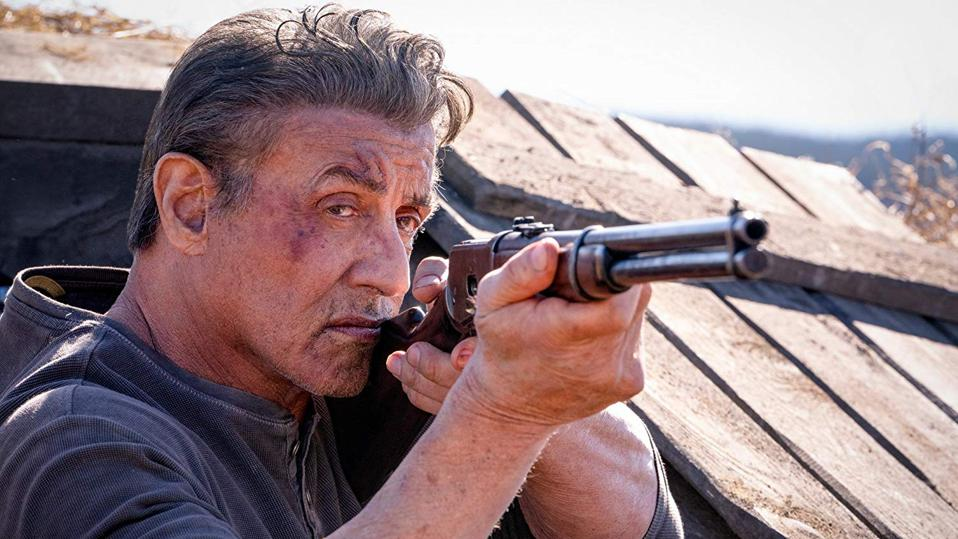 Sylvester Stallone in 'Rambo: Last Blood'