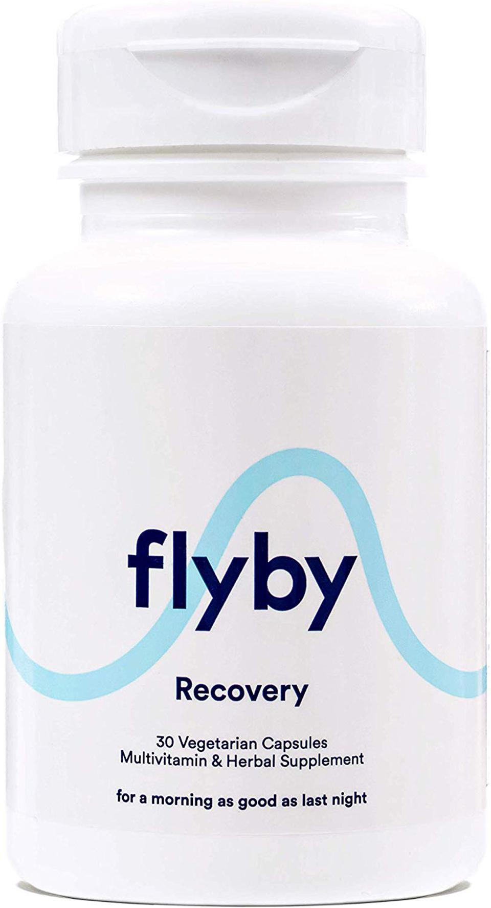 Flyby Recovery Capsules