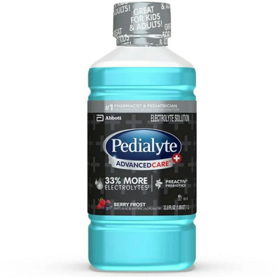 Pedialyte Advanced Care + Electrolyte Solution