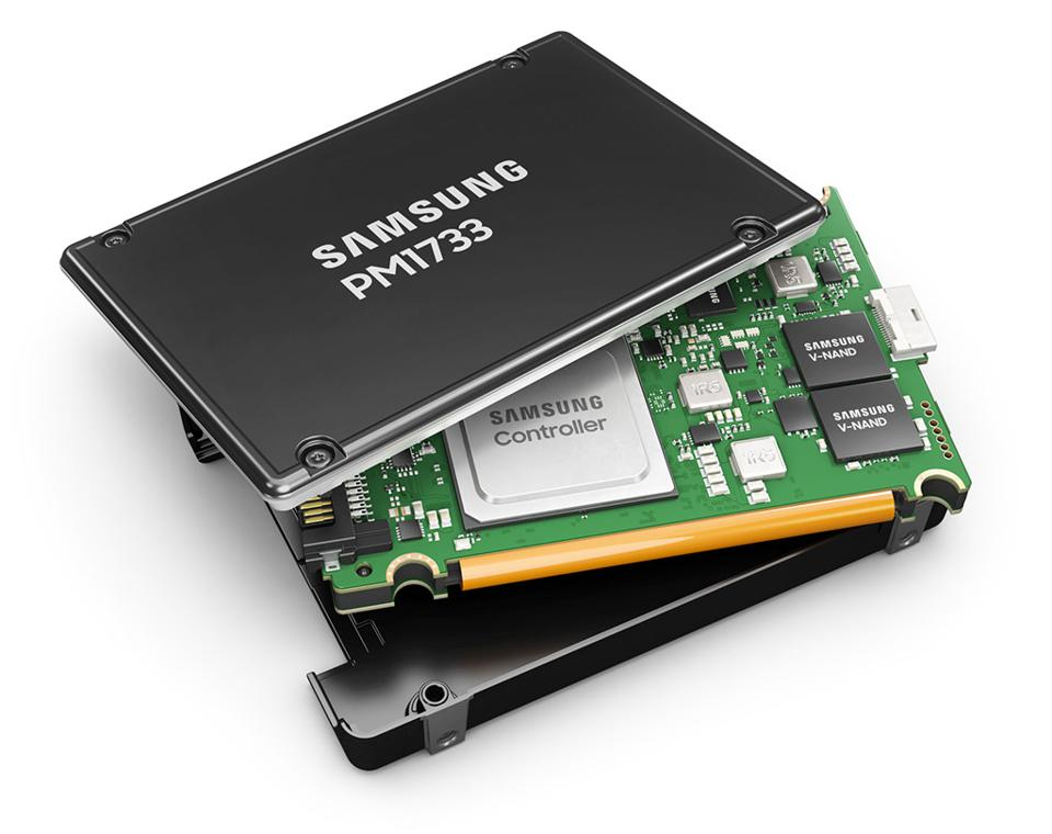 Samsung SSD PM1733