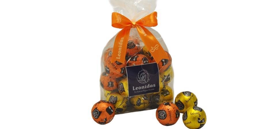 Halloween treats from Leonidas