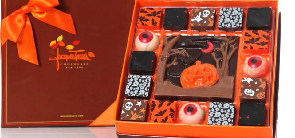 The Jacques Torres Halloween collection