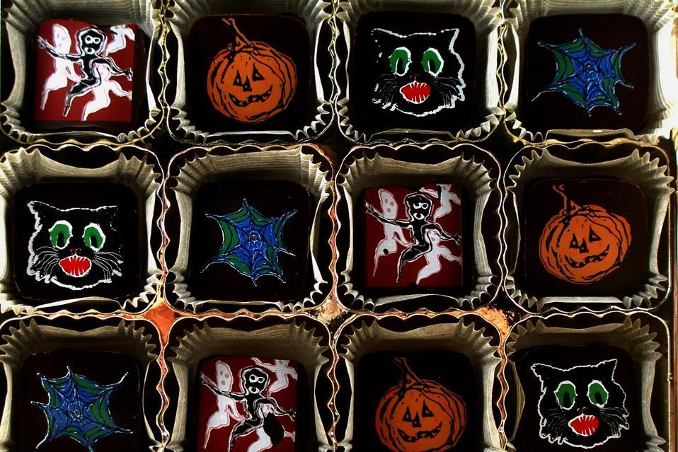 The Best Halloween Treats For Grown-Ups