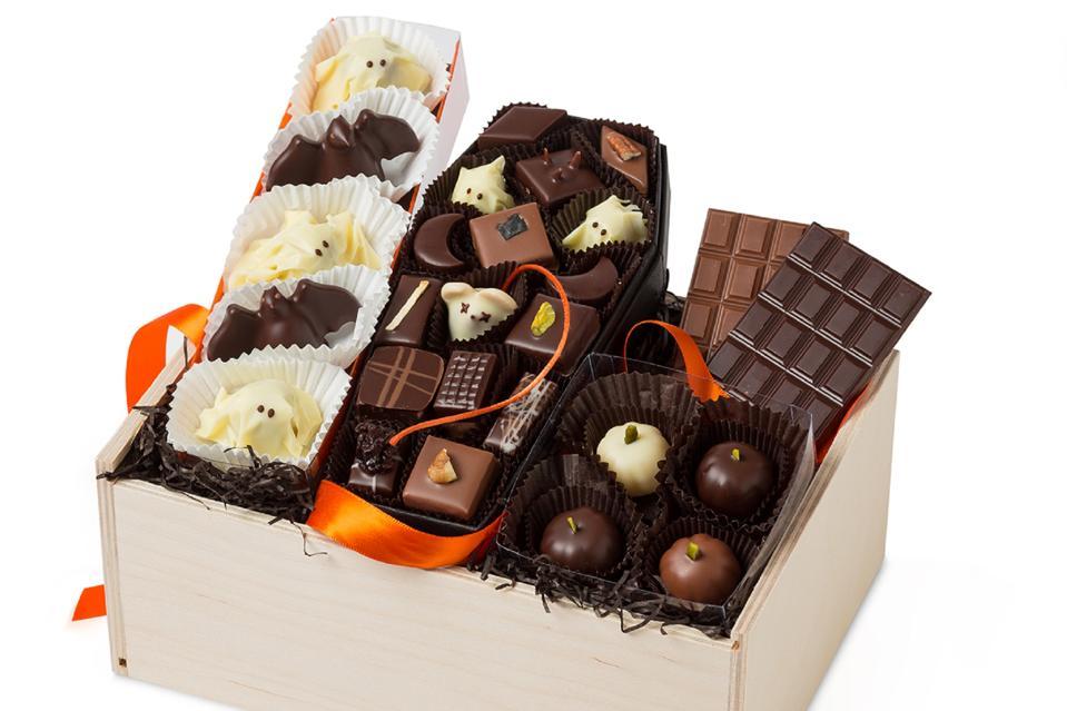 Enjoy a whole box of treats