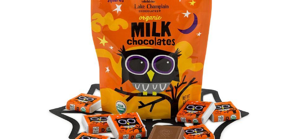 lake Champlain makes organic, fair-trade chocolate