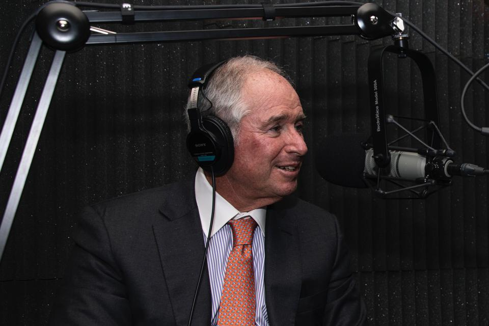 Bold Lessons From The Most Powerful Banker On The Planet: Stephen Schwarzman