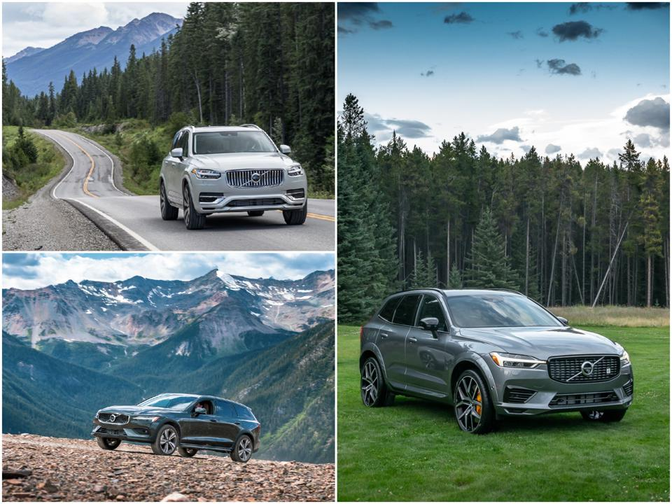 Volvo's Hottest New Models For 2020 - V60, XC60, XC90 - What You Need To Know