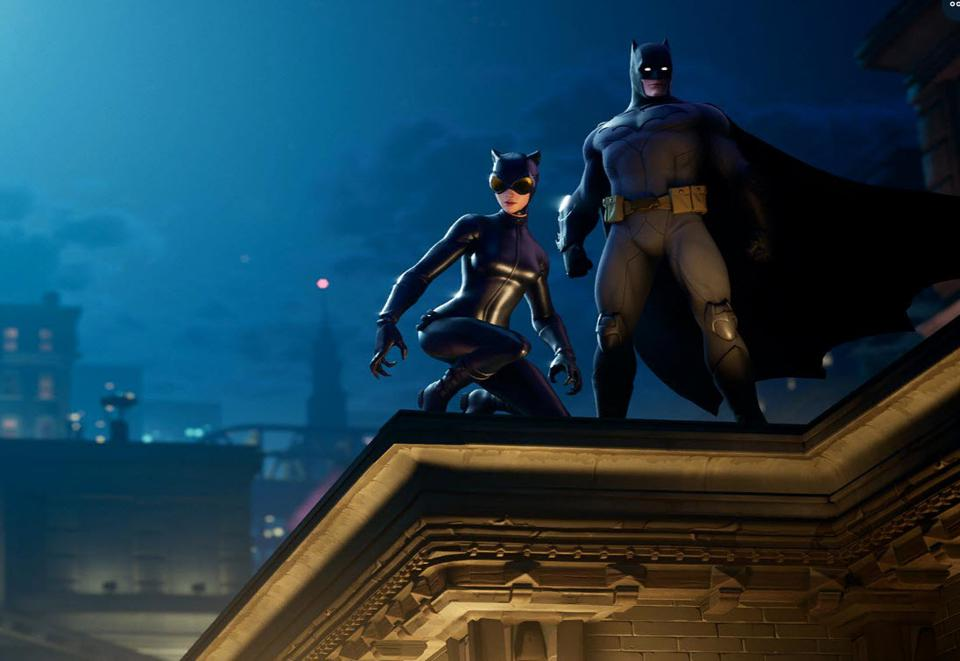 Here Are All Fortnite's Gotham City Batman Challenges And Their Rewards