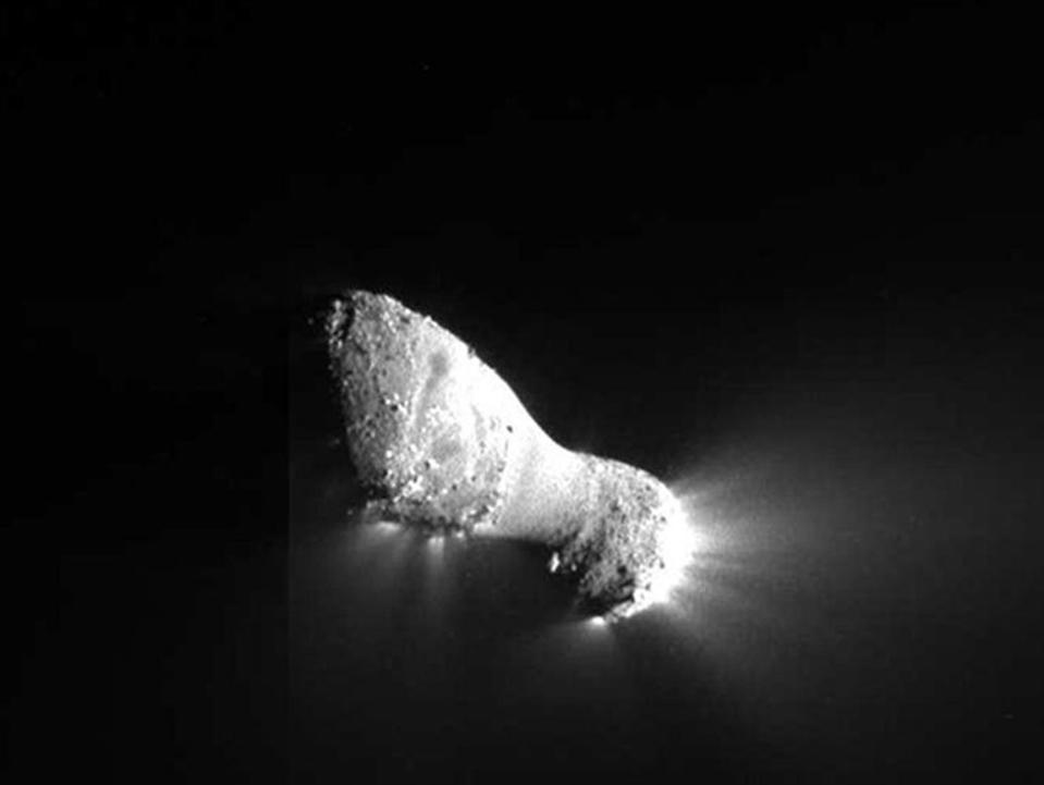 No, thank you, comet.