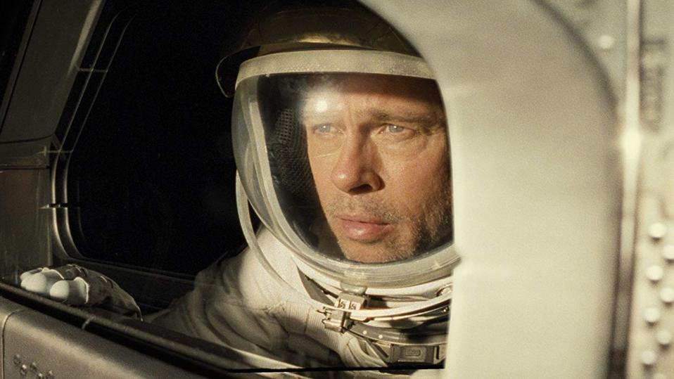 Brad Pitt in 'Ad Astra'