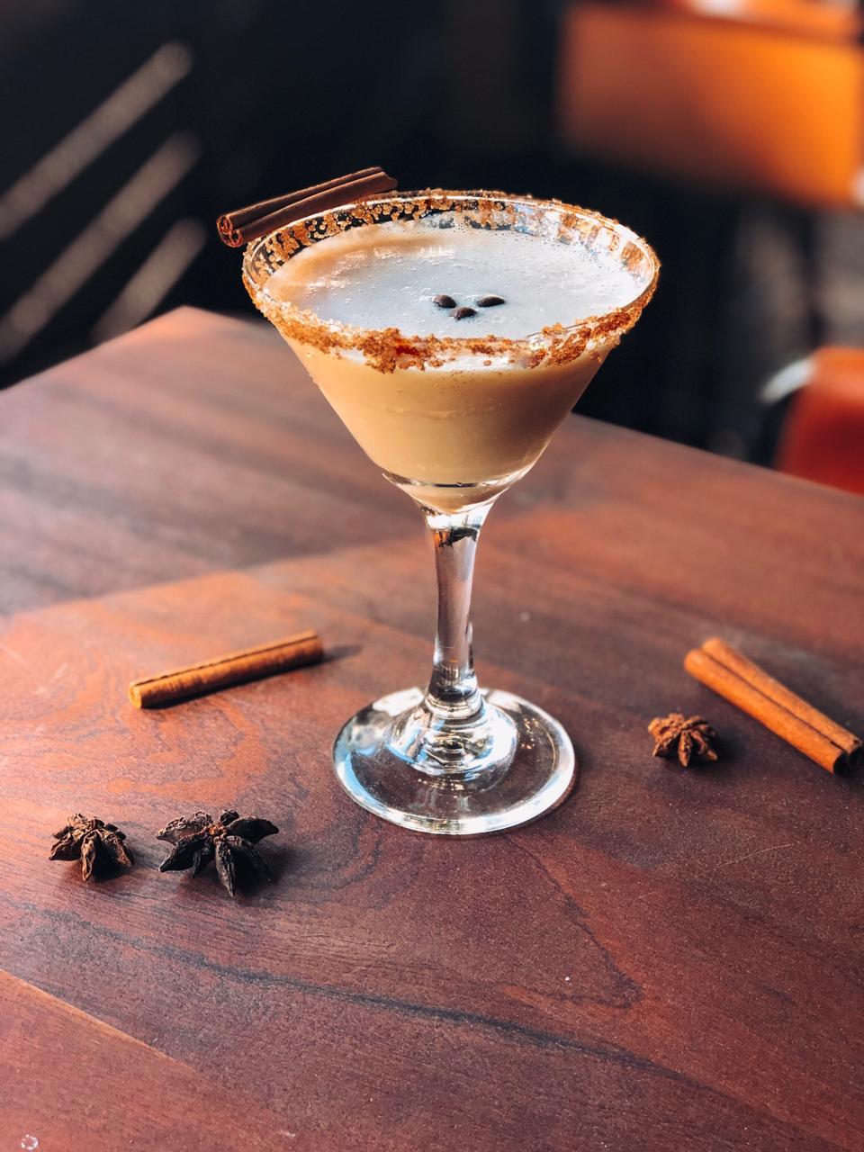 Spice It Up Martini