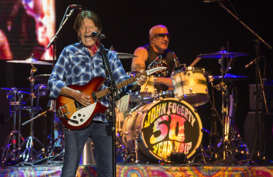 John Fogerty performs on day 1 of Bourbon and Beyond 2019. Friday, September 20, 2019 in Louisville, Kentucky (Photo by Barry Brecheisen)