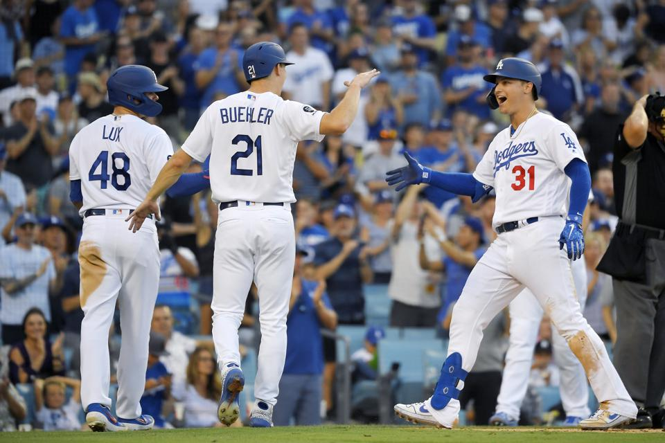 The Dodgers Are The Best Team Major League Money Isnt Buying