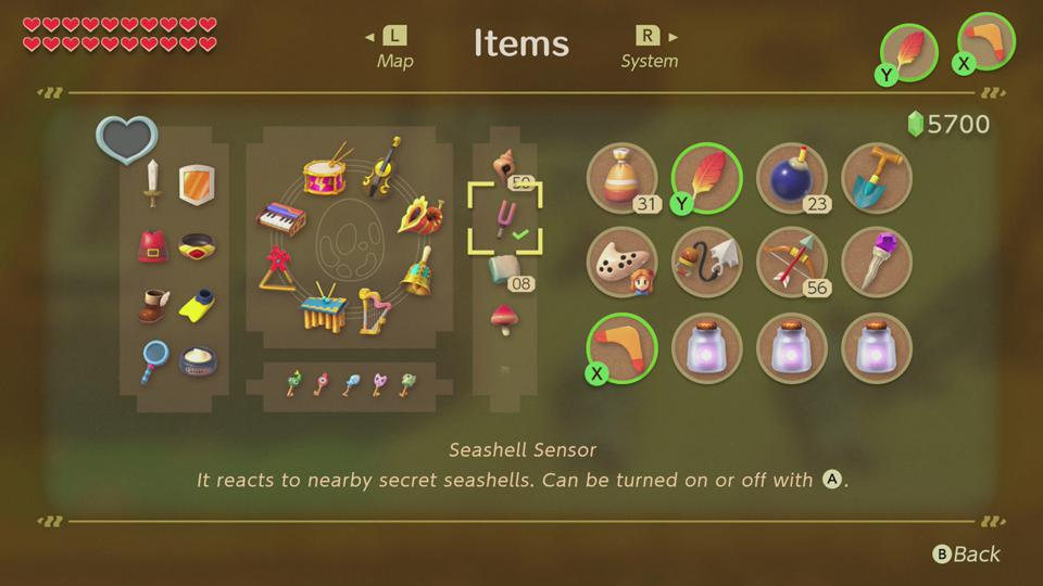 How To Track Down The New Secrets In Zelda Link S